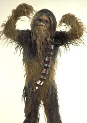 OH MON DIEU Chewbacca